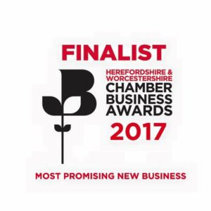 Finalist – Hereford & Worcester Chamber of Commerce Business Awards
