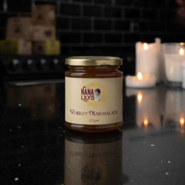 Nana Lily's Whiskey Marmalade